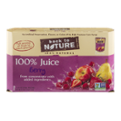 Back to Nature 100% Juice Berry 8CT of 6oz Pouches