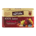 Back to Nature 100% Juice Fruit Punch 8CT of 6oz Pouches