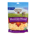 Organic Valley Mexican Blend Cheeses Finely Shredded 6oz Bag
