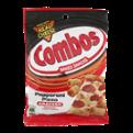 Combos Baked Snacks Pepperoni Pizza Cracker 6.3oz Bag