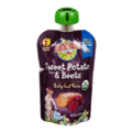 Earth's Best Organic Baby Food Puree Sweet Potato & Beets  3.5oz Pouch