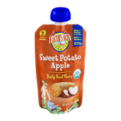Earth's Best Organic Stage 2 Sweet Potato Apple Baby Food Puree 4oz Pouch