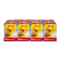 Apple & Eve Big Bird's No Sugar Added 100% Apple Juice 8PK of 4.23oz Boxes