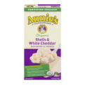 Annie's Homegrown Organic Shells & White Cheddar Macaroni & Cheese 6oz Box