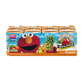 Apple & Eve No Sugar Added  Elmo's Punch 100% Juice  8PK of 4.23oz Boxes