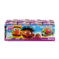 Apple & Eve No Sugar Added Bert & Ernie's Berry 100% Juice  8PK of 4.23oz Boxes