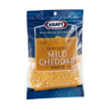 Kraft Shredded Mild Cheddar Cheese 8oz Bag
