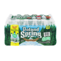 Poland Spring 100% Natural Spring Water 24 Pack of 16.9oz Bottles