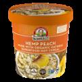 Dr. McDougall's Hemp Peach Oatmeal 3.0oz cup