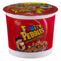 Post Fruity Pebbles Cereal Gluten Free Cereal Single 2oz Cup