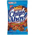 Nabisco Mini Chips Ahoy Chocolate Chip Cookies Big Bag 3oz Bag