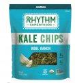 Rhythm Superfoods Kale Chips Kool Ranch .75oz Bag
