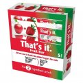 That's It Apple Pear Fruit Bar 1.2oz PKG