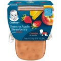 Gerber 3rd Foods Banana Apple Strawberry Lil Bits 10oz 2PK