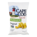 Cape Cod Original 40% Reduced Fat Kettle Cooked Potato Chips 8oz Bag