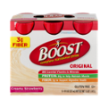 Boost Complete Nutritional Drink Original Creamy Strawberry 8oz EA 6PK