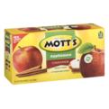 Mott's Applesauce Snack & Go! Pouches Cinnamon 12 Count 38.4oz