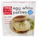 Good Food Made Simple Egg White Patties 10oz Bag