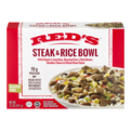 Red's Natural Foods Steak & Rice Bowl 8.5oz PKG
