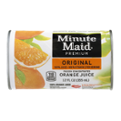 Minute Maid Juice Orange Frozen Concentrate 12oz Can