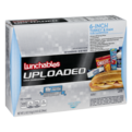 Lunchables Uploaded 6-Inch Turkey & Ham Sub Sandwich Lunch Combinations 15.5oz Box