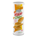 Sensible Portions Garden Veggie Chips Cheddar Cheese 5oz Can