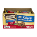 Snyder's Of Hanover 100 Calorie Pack Mini Pretzels 10PK 9.2oz