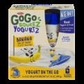 Materne GoGo Squeez Yogurtz Banana Yogurt On The Go 3oz Pouch 4PK