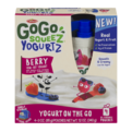 Materne GoGo Squeez Yogurtz Berry Yogurt On The Go 3oz Pouch 4PK