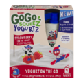 Materne GoGo Squeez Yogurtz Strawberry Yogurt On The Go 3oz Pouch 4PK