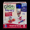 Materne GoGo Squeez Yogurtz Strawberry Yogurt On The Go 3oz Pouch 4PK