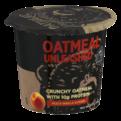 Kodiak Cakes Crunchy Oatmeal Peach Vanilla Almond 2.3oz Cup
