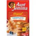 Aunt Jemima Original Complete Pancake & Waffle Mix 16oz Box
