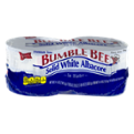 Bumble Bee Solid Albacore Tuna in Water 5oz Cans 4PK 20oz PKG