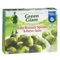 Green Giant Brussels Sprouts Baby & Butter 10oz. PKG
