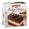 Pepperidge Farm 3 Layer Cake Chocolate Fudge Stripe 19.6oz Box