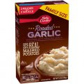 Betty Crocker Potatoes Mashed Roasted Garlic 7oz Box