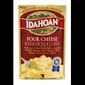 Idahoan Mashed Potatoes Four Cheese 4oz PKG