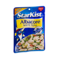 Starkist Tuna Chunk White Albacore in Water 2.6oz Pouch