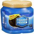 Maxwell House Ground Coffee Original Roast Medium 30.6oz Can
