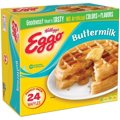 Eggo Waffles Buttermilk 24CT 29.6oz Box