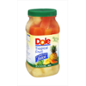 Dole Tropical Fruit in 100% Juice 24.5oz Jar