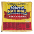 Hebrew National Franks Beef 7CT 12oz PKG