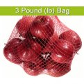 Apples Red Delicious 3LB Bag