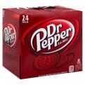 Dr Pepper 24 Pack of 12oz Cans