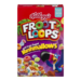 Kellogg's Froot Loops with Fruity Shaped Marshmallows 12.6 oz Box product image 1