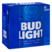 Bud Light Beer 8CT 16oz Aluminum Bottles Twist Top *ID Required* product image 1