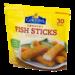 Gorton's Fish Sticks Breaded 30CT 19oz Bag product image 2