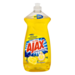 Ajax Lemon Dish Liquid 28oz BTL