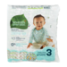 Seventh Generation Diapers Size 3 (16-28LB) 31CT PKG